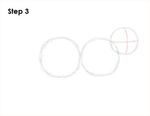 Draw Arctic Fox 3