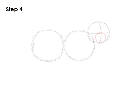 Draw Arctic Fox 4