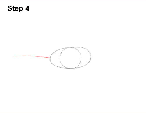 How to Draw Dinosaur Diplodocus Sauropod 4
