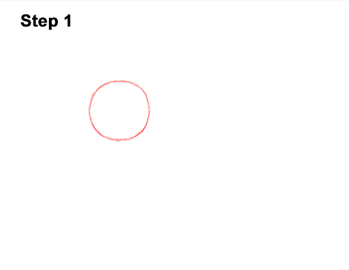 How to Draw a Lion Color Side Laying Lying Down 1