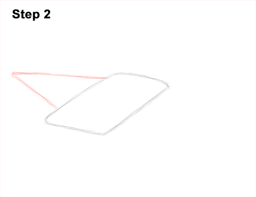 How to Draw Giant Oceanic Manta Ray 2