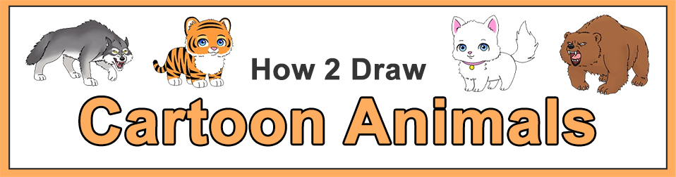 How to Draw Cartoon Animals Popular Categories