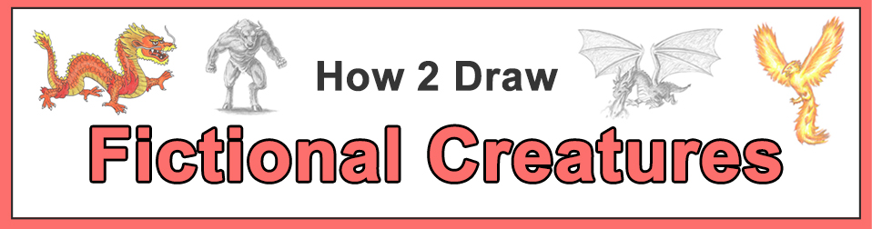 How to Draw Fictional Mythical Creatures Popular Categories