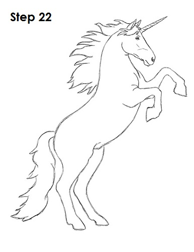 Draw Unicorn 22