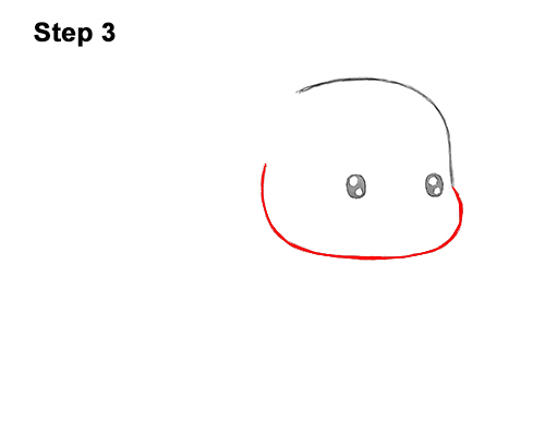 How to Draw Cute Cartoon Cow Chibi Kawaii 3