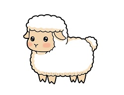 How to Draw a Cute Cartoon Chibi Kawaii Sheep